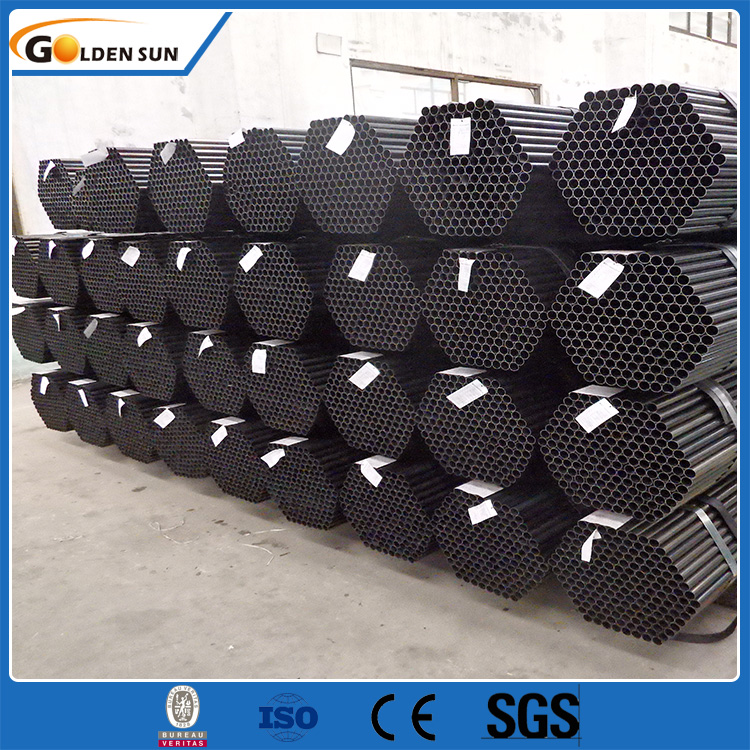China new products round mild steel tube and pipe/50mm welded steel pipe tube